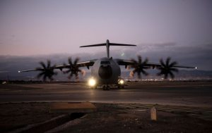 Overnight cargo AIRBUS 400C
